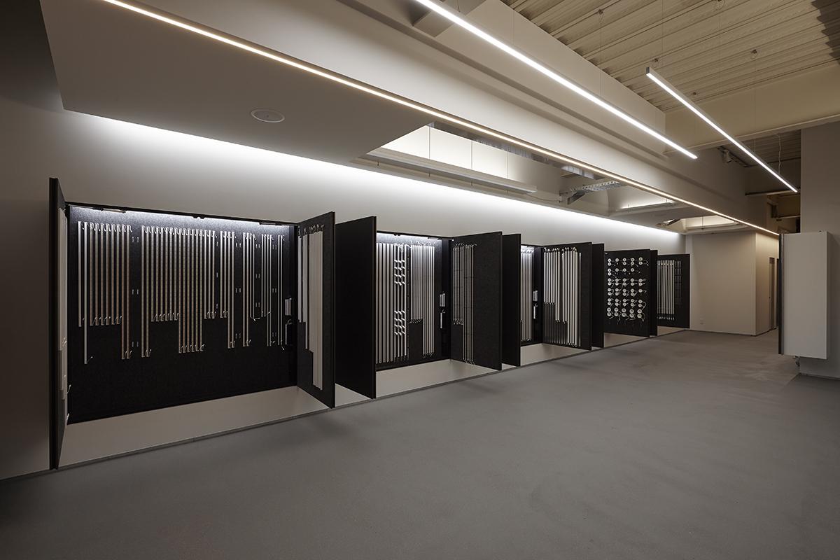 「照明実験空間 lab E135」をオープン