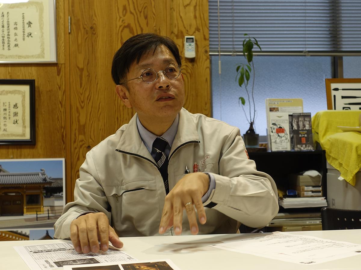 匠弘堂Interview 第二章 社寺建築に求められる照明づくり