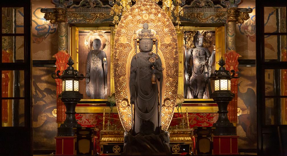 切っても切り離せない仏教と明かり、照明技術の活用で寺の在り方と伝道の幅が広がる